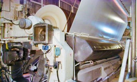 Paper machine modification